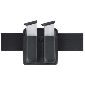 Safariland 73 Double Magazine Pouch Beretta FNH GLOCK H&K SIG Sauer S&W Springfield Hardshell STX Tactical Black 73-83-13
