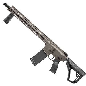 "Daniel Defense DDM4V7 AR-15 Semi Auto Rifle 5.56 NATO 16"" Barrel 32 Rounds 15"" M-LOK Hand Guard, Green"