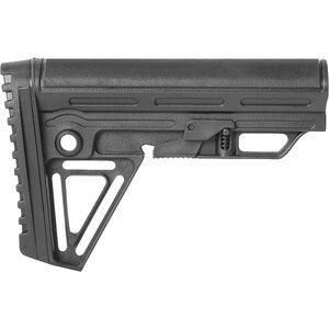 Trinity Force Alpha Stock, Mil-Spec, Polymer, Black