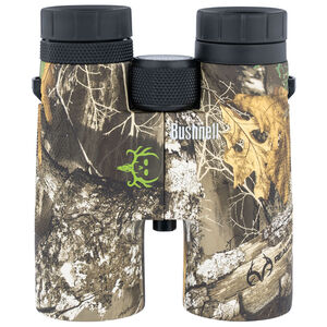Bushnell Powerview Bone Collector 10x42mm BaK-4 Roof Prism Realtree Edge