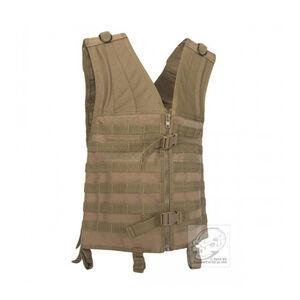 Voodoo Tactical Deluxe Universal Vest Nylon Tan