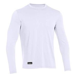 Under Armour Performance Men's Tactical UA Tech Long Sleeve T-Shirt Polyester Medium Black 1248196001MD