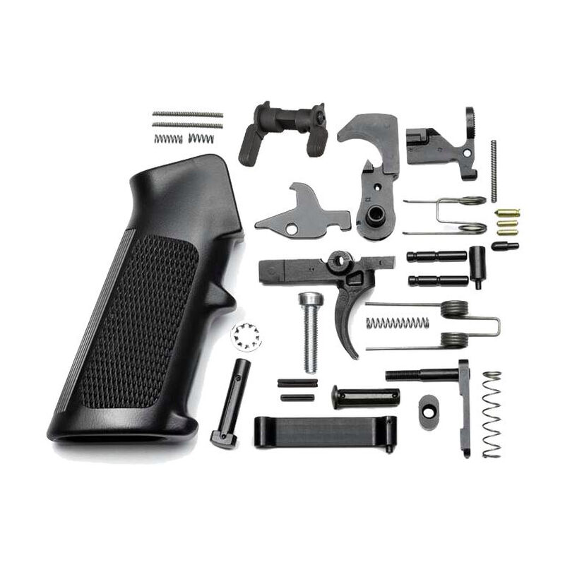DoubleStar AR-15 Lower Parts Kit With Ambi Selector AR322