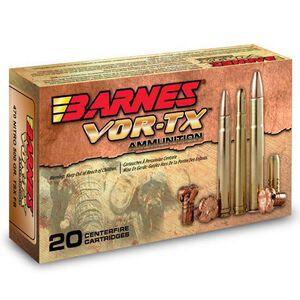 Barnes .375 H&H Magnum Ammunition 20 Rounds TSX HP 300 Grains