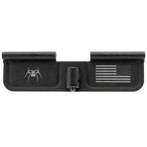 Spike's Tactical AR15 Ejection Port Door Cover Spider/Flag