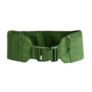 Voodoo Tactical Padded MOLLE Gear Belt Nylon Small/Medium OD Green 20-9311004339
