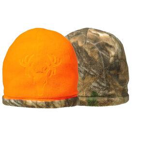 Hot Shot Gear Reversible Beanie Realtree Edge/Blaze Orange
