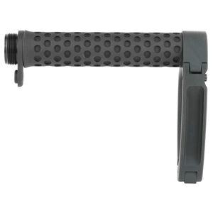 Battle Arms Development AR-15 SaberTube Pistol Extension/Tube Tailhook Mod 1 Pistol Stabilizing Brace Black Finish