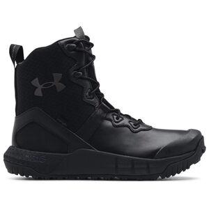 Under Armour Men's Micro G Valsetz Leather Waterproof Tactical Boots
