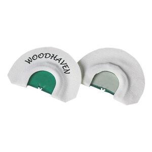 Woodhaven Custom Calls Classic V3 3 Reed Mouth Call V-cut
