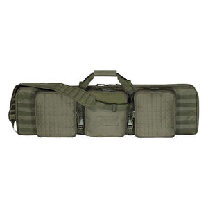 "Voodoo Tactical 42"" Deluxe Padded Weapons Case OD Green"