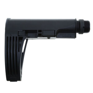 Gear Head Tailhook Mod 2 Pistol Stabilizing Brace Telescoping/Collapsible Design Polymer Matte Black