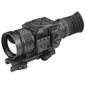 AGM SECUTOR TS50-384 1.2x50mm Thermal Imaging Riflescope 11 Image Palettes Picatinny Mount Two CR123A Batteries Black