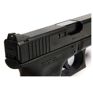 Wilson Combat Vickers Elite Battlesight For GLOCK Serrated Black 669B