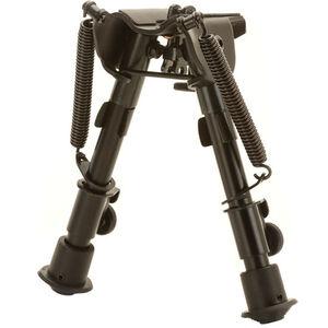 "Sport Ridge  Heavy Duty Bi-Pod 9""-13"" Adjustable Height Matte Finish Black T9502A"