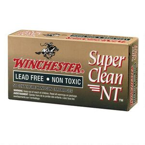 Winchester Super Clean 9mm Luger Ammunition 50 Rounds, LFJSP, 105 Grains