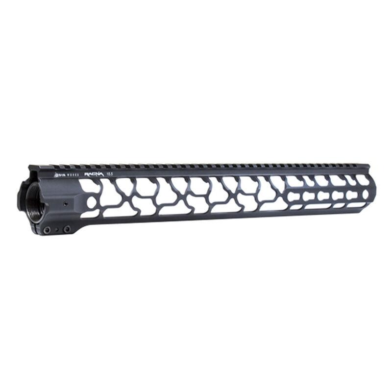 "Odin Works AR-15 Ragna Free Float KeyMod Handguard 15.5"" Lightweight Aluminum Black"