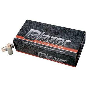 CCI Blazer .32 Auto Full Metal Jacket, 71 Grain, Aluminum Case, 900 fps 50 Round Box