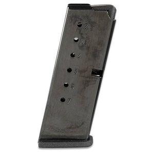 Mag Kel-Tec PF-9 9x19mm 7 Round Factory Magazine Flat Bottom Plate Blued Steel