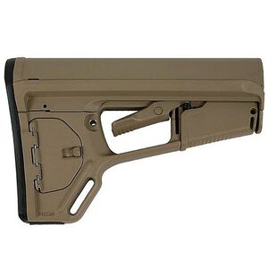 Magpul ACS-L AR-15 Carbine Stock Mil-Spec Diameter Storage Compartment Polymer Flat Dark Earth