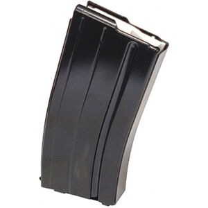 E-Lander AR-15 Magazine 6.5 Grendel 24 Rounds Steel Construction Matte Black Finish