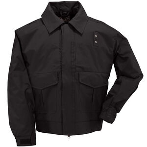 5.11 Tactical 4-in-1 Patrol Jacket Medium Black