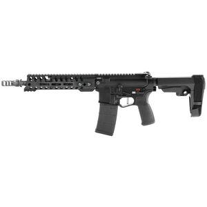 "POF USA Renegade Plus .300 AAC Blackout Semi Auto Pistol 10.5"" Barrel 30 Rounds Direct Gas Impingement System M-LOK Free Float Rail SB Tactical Arm Brace Black Finish"