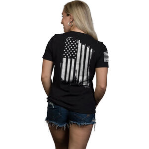 Nine Line America Women's Relaxed Fit T Shirt