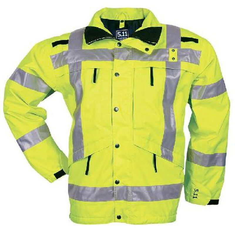 5.11 Tactical High-Visibility Parka 2XL Reflective Yellow