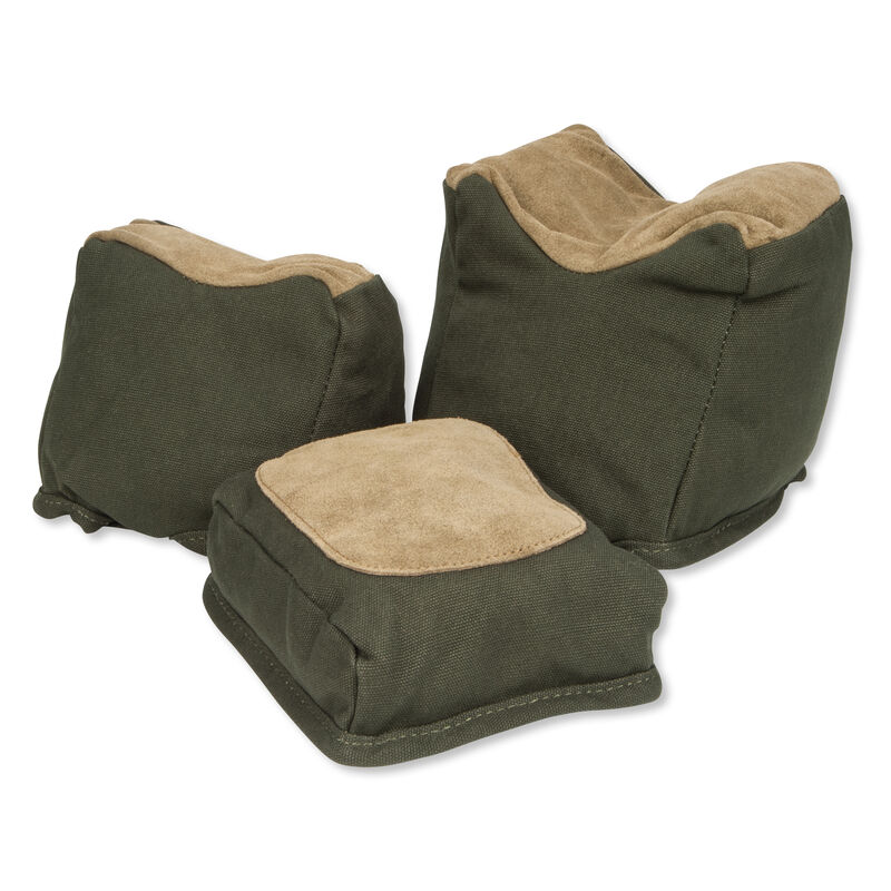 Outdoor Connection Three Piece Bench Bag Set Filled