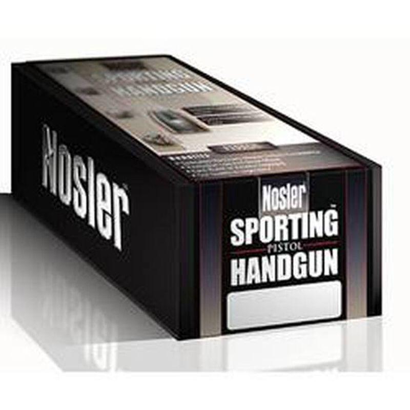 "Nolser 9mm Caliber .355"" Diameter 124 Grain Jacketed Hollow Point Sporting Hangun Bullets 250 Count 43123"