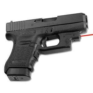 Crimson Trace GLOCK 19/26/36 Laserguard Front Activated Black