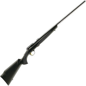 """Browning T-Bolt Composite Target/Varmint .22 WMR Bolt Action Rimfire Rifle 22"""" Barrel 10 Rounds Black Synthetic Stock with Mag Storage Blued Finish"""