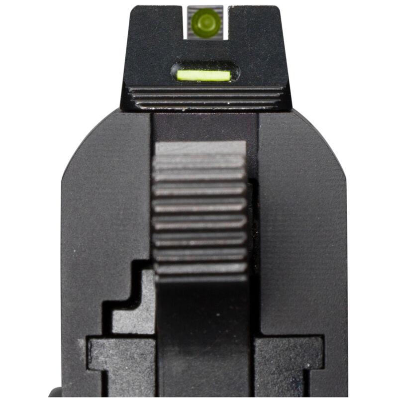 "Browning 1911-380 Black Label Pro Semi Auto Handgun .380 ACP 4.25"" Barrel 8 Rounds Night Sights G10 Grips Steel Slide Polymer Frame Matte Black Finish 051906492"