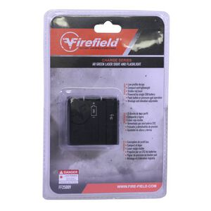 Firefield Charge Series Mini AR Green Laser and Light Combo 180 Lumen Aluminum Black