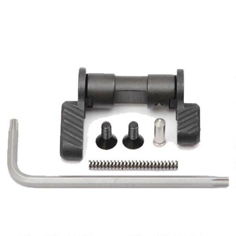 Battle Arms Development AR-15 Ambidextrous Safety Selector Steel Black 100-005-841