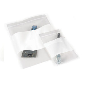 Armor Forensics Zip Top Evidence Bags 100 Pack