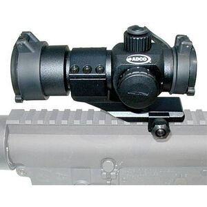 ADCO Mirage Tactical Red Dot Sight 35mm 3 MOA Dot Picatinny Mount Black TAC