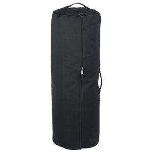 5ive Star Gear 5ive Star Gear Jumbo Canvas Zipper Duffle Bag Black
