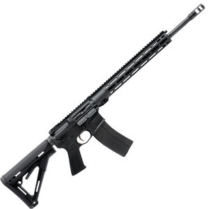 """Savage Arms MSR 15 Recon LRP AR-15 Semi Auto Rifle .224 Valkyrie 25 Rounds 18"""" Barrel 2 Stage Trigger Free Float Hand Guard Hogue Pistol Grip/Stock Matte Black"""