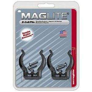 Maglite Mounting Brackets D Cell MagLite ASXD026