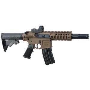 Crosman Bushmaster MPW Full Auto BB CO2 Rifle Polymer FDE