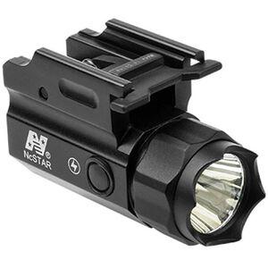 NcSTAR, CREE LED Compact Flashlight, 150 Lumen, Black