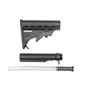 Spikes Tactical AR-15 M4 Stock Kit With ST-T2 Heavy Buffer Black SAK0701-K