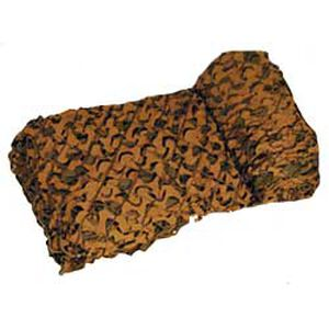 "CamoSystems Premium Series Military Camo Net 9'10"" x 19'8"" Green Brown"