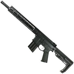 "2A Armament AR 22LR Balios-Lite AR-15 Semi Auto Rimfire Rifle .22 LR 16.5"" Barrel M-LOK Handguard MFT Stock Black"