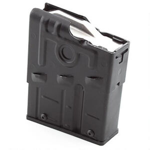 PTR Industries PTR-91 Magazine 308 Win/7.62 NATO 10 Rounds Aluminum Black PTR500097