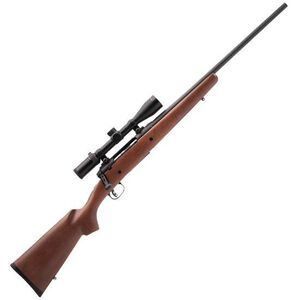 "Savage AXIS II XP Bolt Action Rifle .22-250 Remington 22"" Barrel 4 Rounds AccuTrigger 3-9x40 Scope Wood Stock Matte Black"