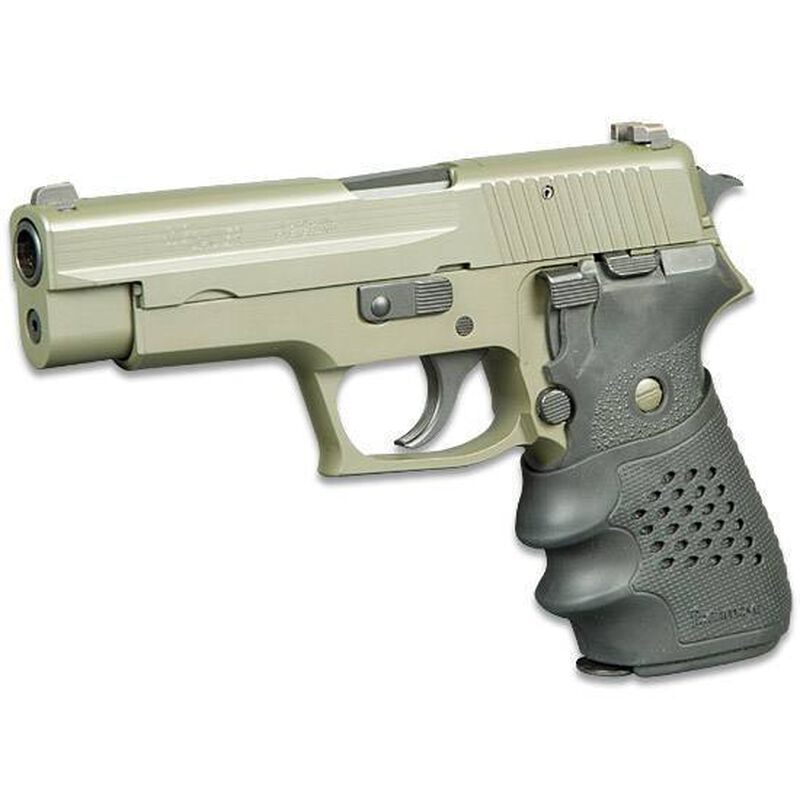 SIG Sauer P220 P226 P228 and P229 Tactical Grip Pachmayr Black Molded Decelerator