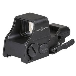 Sightmark Ultra Shot Plus Reflex Sight 4 Red/Green Reticles SM26008